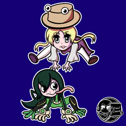 Cross Over - Leap Frog by FictionalCanvas