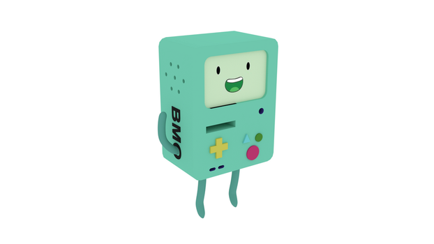 BMO by TheDBird