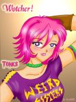 HP -  Tonks by SusiKISS