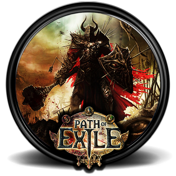 Path of Exile Game Icon [512x512] - 1 by M-1618