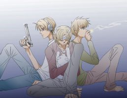 APH-Hear No Evil by TheLostHype