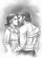 The Wolf Among Us - I Can Almost by YumiKoyuki