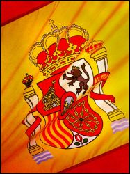 Spanish Flag by designerfox