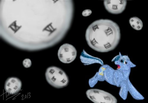Minuette vs Tardiness by Hinami