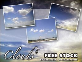 FREE STOCK, Clouds 6 by mmp-stock