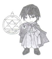 Roy Mustang - Flame Alchemist by Naruto224
