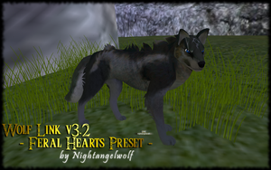 'Wolf Link' Preset v3.2 by nightangelwolf