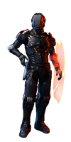 N7 Paladin (Sentinel) by rome123