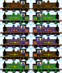 Muldrew the LBSCR E4 V2 by Galaxy-Afro