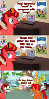 Jasper reacts to Honest Apple (SPOILER ALERT) by JasperPie