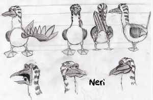 Character Sheet: Neri by DeadSheep35