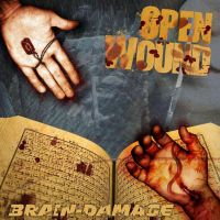 BRAIN DAMAGE - OPEN WOUND by bergslay