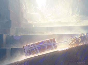 Sacred Excavation by noahbradley