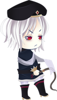 Azazel {Chibi} by lost-lillith