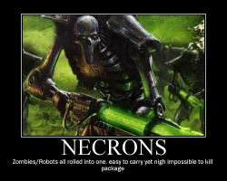 Necrons by Jamstar501st