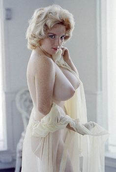 Pamela Ann Gordon Playmate March 1962 by playboycollection