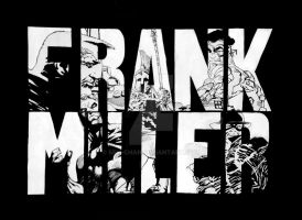 Frank Miller by seli-chan