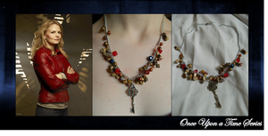 Once Upon a Time: Emma Swan Necklace-For Sale by DOC-Ash1391
