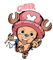 Meet Tony Tony Chopper by TheSteveYurko