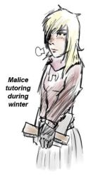 Malice during Winter by Daandric