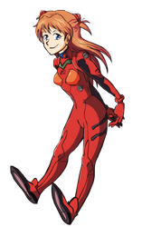 Asuka Langley Soryu by ClockworkAngelx