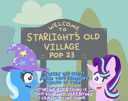 Starlights village by ThreeTwoTwo32232