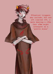 This is not a pretty dress by dg-sama
