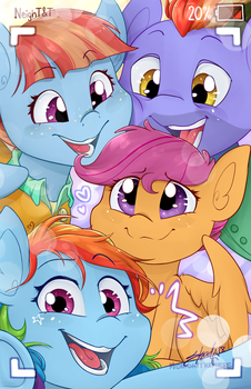 Kidnapping, More Like Surprise Adoption by midnightpremiere