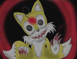 Tails Doll by creepyodd