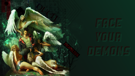 Face Your Demons by beacdc
