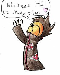 for Nada-chan YAY by Tatta-doodles