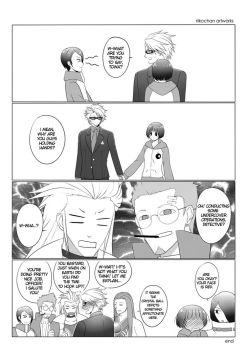 [Doujin] Sweet Fuse At Your Side P2 by Riikochan-Artworks