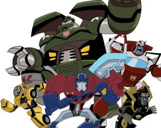 Transformers Again WIP by AbigailRyder