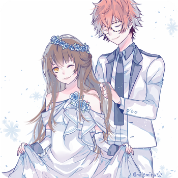 .wedding by milemiru
