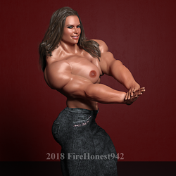 Playing With Elsie 197: Side Flex by FireHonest942