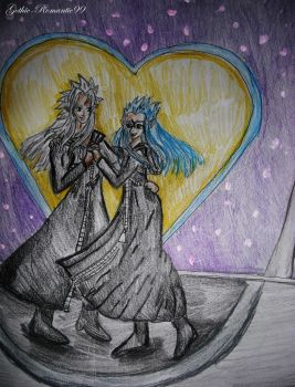 Dance With Me Beneath the Moon and Stars by Gothic-Romantic99