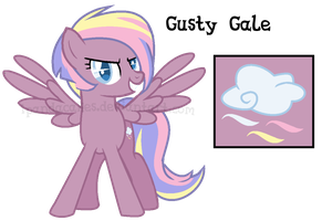 AU: Sibling 6 - Gusty Gale by iPandacakes