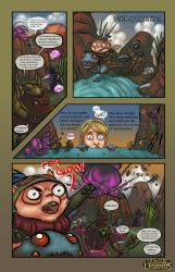 The tale of the Suicide Shroomer by thanekats