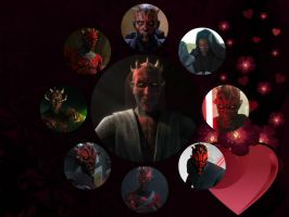 In Loving Memory of Darth Maul (1999-2017) by SpiritBird-250