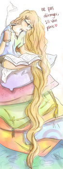 bookmark by YOU-AheHe