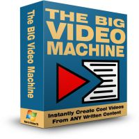 Big Video Machine review and discount by xofiyuwu