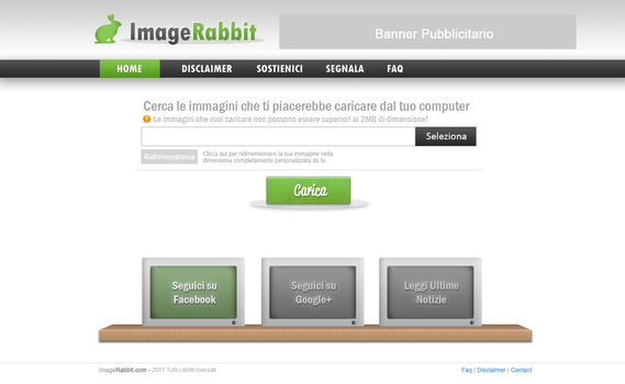 Imagerabbit by TheRealDanyDesign