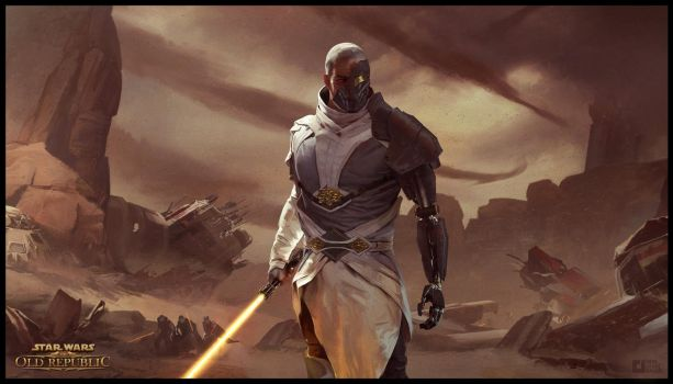 SW:TOR Knights of the Fallen Empire - Arcann by demonui