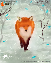 REDFOX by klehid