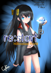 Revision Re:Start Volume 1 Bunkobun format by CylicaINA