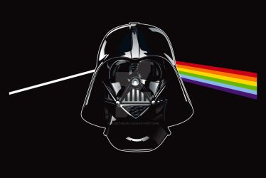 Darth Side Of The Moon by SeizeTheJay