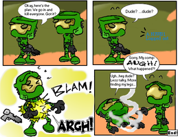 Halo Comic 3 by Gabe27C