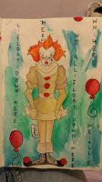 Pennywise by Kitsune-no-Gray