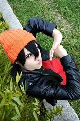 Recess - Spinelli Cosplay by coolvanillia