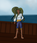 Pirate Dryad by Storming777